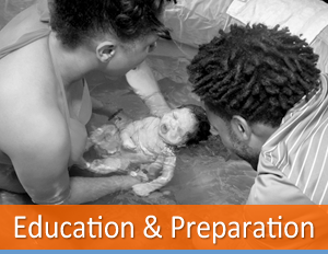 Birth in Motion: Education Preparation